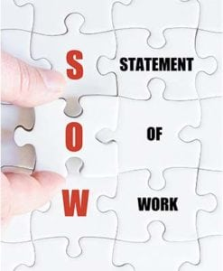 Statement of Work - IT solutions