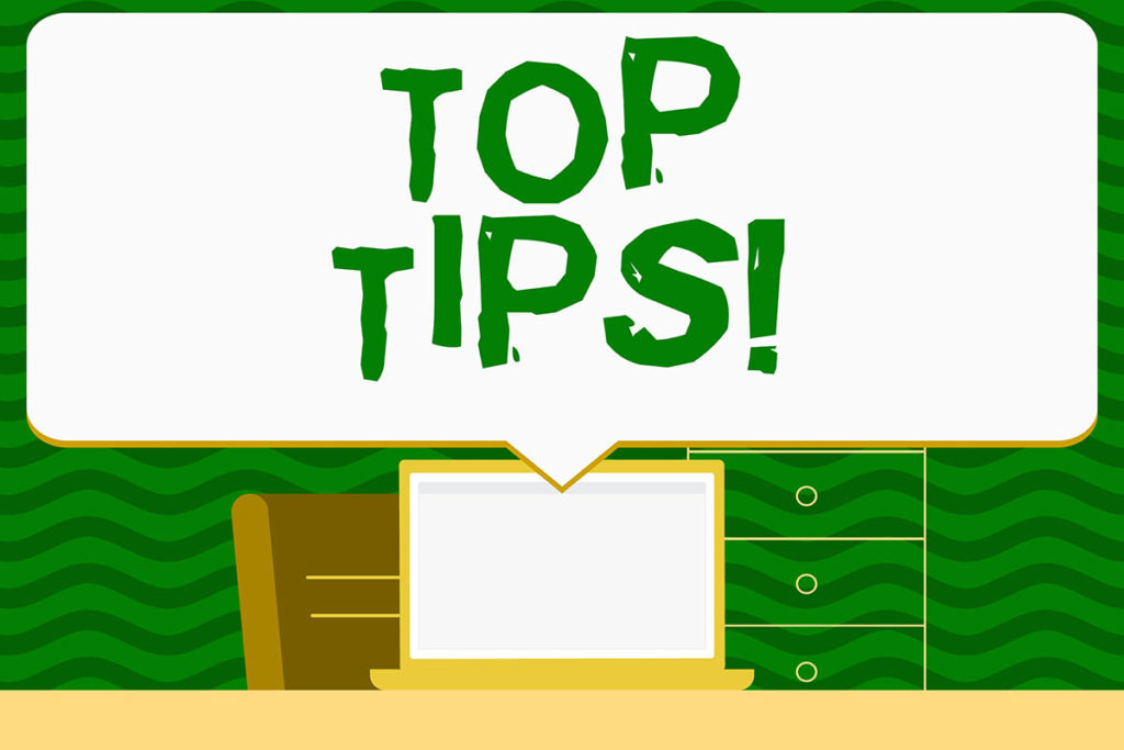 Top Workspace Tips 2019
