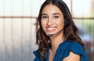 friendly customer support at nonprofit computer support company